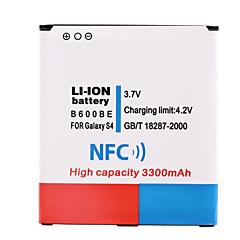 3.7v 3300mAh batterie li-ion avec nfc pour samsung i9500