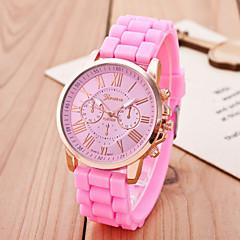 Women's Dress Watch Fashion Watch Wrist watch Colorful Quartz Alloy Band Charm Casual Multi-Colored