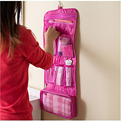 洗面用具ケースFor小物収納用バッグ クロス 64.5 x 26 x 5cm
