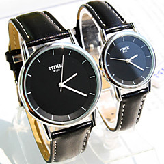ersonality handsome male strap watch Pure and fresh and contracted student couples watch fashion watches