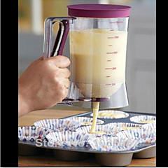 Portable Kitchen Cake Pie Cream Batter Liquid Distributor You Deserved Funnel