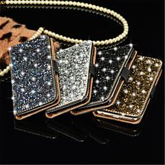 luxus bling kristály gyémánt pénztárca Flip Card tok samsung S7 / s7 él