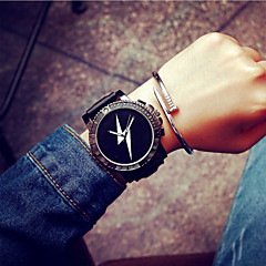 2016 Fashion Couple's Wrist Watches Men Personality of lightning Woman Watch Simple Students Watch(Assorted Color) Cool Watches Unique Watches