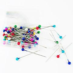 100pcs perle pin quilling værktøj papir rullende DIY papir blomster værktøj håndlavet