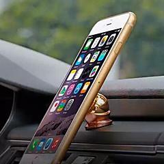 Βάση και στήριξη τηλεφώνου Αυτοκίνητο Ταμπλό Βάσεις και ορθοστάτες για Mac / Περιστροφή 360° Μέταλλο for Κινητό Τηλέφωνο