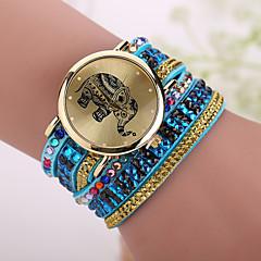 Xu™ Women's The Elephant Diamonds Quartz Watch Fashion Watch Cool Watches Unique Watches