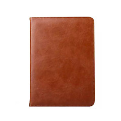Luxury Ultra Slim Shockproof Automatic Wake-up / Sleep Smart Cover Leather Case For iPad Air (Assorted Colors)
