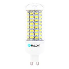 6W G9 LED Corn Lights T 89 SMD 5730 550 lm Warm White Cool White AC 220-240 V 1 pcs