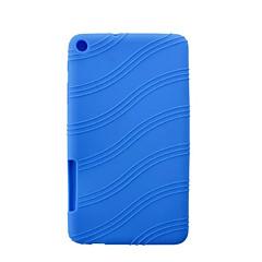 """siliconen rubber gel huid geval dekking voor Huawei MediaPad T1 t1-701u 7 """"tablet (verschillende kleuren)"""