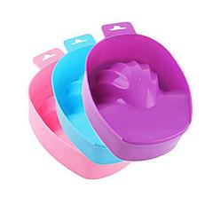 1st nagel konst handtvätt remover suga skål diy salong spik spabad behandling manikyr verktyg (färg skicka med slumpvis)