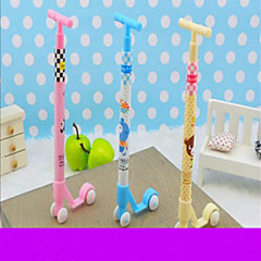 1PC Scooter Cartoon Ball-Point Pen Students Present Creative Pen Lovely Pen (Random color)