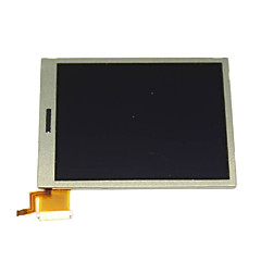 Bottom LCD Display Repair Parts Screen Replacement for Nintendo 3DS Console