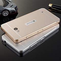 Voor Nokia hoesje Schokbestendig hoesje Achterkantje hoesje Effen kleur Hard Acryl Nokia Nokia Lumia 640 / Nokia Lumia 640 XL