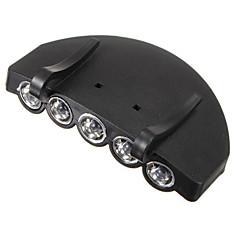 Beleuchtung LED Taschenlampen LED Lumen 1 Modus LED CR2032 Klammer / NotfallCamping / Wandern / Erkundungen / Radsport / Jagd / Angeln /