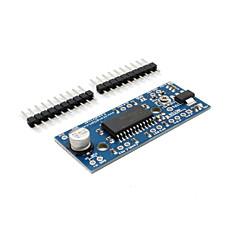 easydriver v4.4 askelmoottori kuljettaja aluksella Arduino (toimii virallinen arduino levyt)
