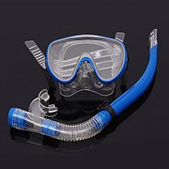 PVC Material Diving Mask for Diving/Swimming (Random Colors)