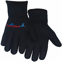 Winter Swimming Diving Gloves Slip Resistant Anti-Scratch