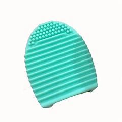 Orijinal fırça yumurta - silikon kozmetik fırça temizleyici makyaj