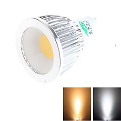 7W GU10 Focos LED MR11 1 COB 650 lm Blanco Cálido / Blanco Natural Decorativa AC 100-240 V 1 pieza