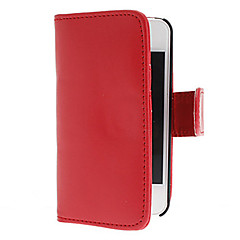 Elegant PU Leather Case for iPhone 4 and 4S