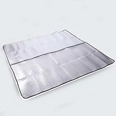 VochtBestendig / Waterdicht / Regenbestendig / Ultra Licht(UL)-XPE / Aluminiumfolie-Picknick Kussen(Zilver)