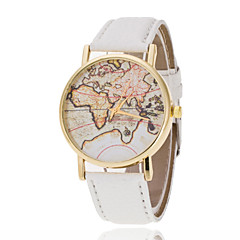 Unisex Wrist Watch Gold Disk Enclosure Chart Belt Quartz Watches For Men And Women(Assorted Colors) Cool Watches Unique Watches