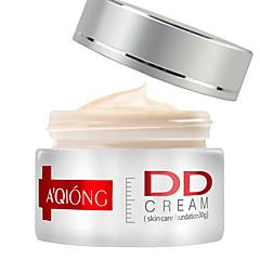 1 Foundation Våd KhakiFugt Solbeskyttelse Dekning Blegende Olie kontrol Længerevarende Concealer Vandtæt Ujævn hud Naturlig Ernæring