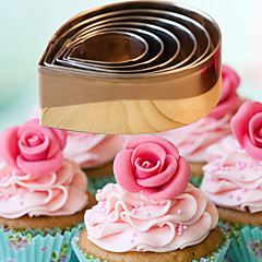 Utensilios de Decoración Pan / Pastel / Galleta / Cupcake / Chocolate / Hielo