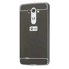 Για Θήκη LG Επιμεταλλωμένη / Καθρέφτης tok Πίσω Κάλυμμα tok Μονόχρωμη Σκληρή Ακρυλικό LG LG K10 / LG G5 / LG G4 / LG G3