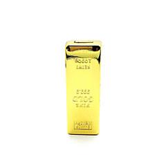KS-999 Goldziegel Stil tragbare USB Charging Elektronische Feuerzeug