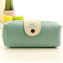 Penaalit-PU Leather-Cute / Liiketoiminta / Monitoimilaitteet-Sininen / Khaki-