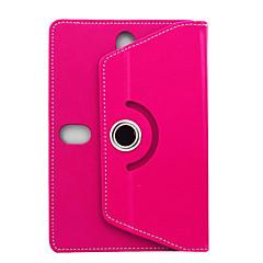 PU cuir comprimé capa 8 polegadas peau protectrice cache du support de cas pour cas universel de la tablette 7 pouces