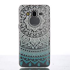 For Samsung Galaxy J5 Colored Flowers TPU Case Galaxy G530