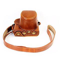 SLR Bag for Olympus Brown