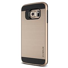 For Samsung Galaxy Note Stødsikker Etui Bagcover Etui Helfarve PC for Samsung Note 5 Note 4 Note 3