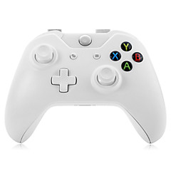 White Wireless Contoller Gamepad Joystick for XBOX ONE Game Console