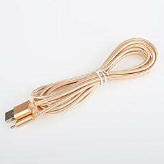 USB 2.0 Kręcone Aluminum Kable 200cm