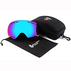 WOSAWE Ski Goggles Double UV400 Anti-fog Ski Mask Glasses Skiing Men Women Snow Snowboard Goggles UV Protection
