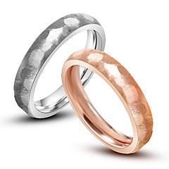 Gyűrűk Skull shape Divat Napi Ékszerek Páros gyűrűk 1 pár,Egy méret Ezüst