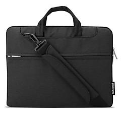 pofoko® 13,3 pouces tissu imperméable oxford pochette pour ordinateur portable vert / noir / gris / rose