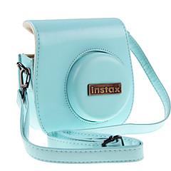 PU Leather Camera Case for Fujifilm Instax Mini 8 Camera Mini8/Mini 8+ Instant Film Camera