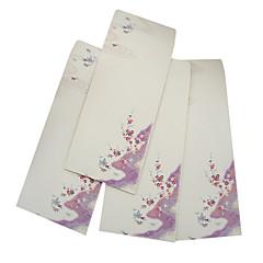 china vent rétro style créatif chinois 5 enveloppes (picturale aléatoire)