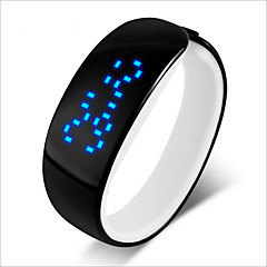 LED Men's Watch Waterproof Sports Fashion Personality Neutral Wrist Watch Female Male And Female Students