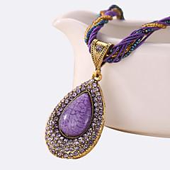European Retro Bohemia Style Shore Necklace Alloy Pendant Necklaces 1pc