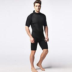 Uniszex 2mm Nedves ruhák Rövid szörfruha Tömörítés Neoprén Tactel Búvárruha Vízhőbuvárruha-Búvárkodás Szörfözés