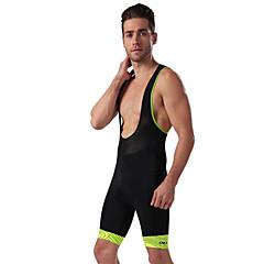 Sportivo Bicicletta/Ciclismo Top / Pantaloni Per uomo Maniche corte Traspirante Elastene Bianco S / M / L / XL / XXL / XXXL