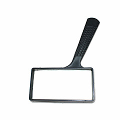 5X Rectangle Handheld Magnifying Glass Magnifier