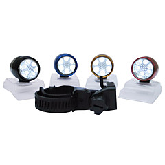 자전거 라이트 / 안전 등 LED - 싸이클링 충격 방지 / 반대로 미끄러짐 / 휴대성 CR2032 / 그외 / 셀 배터리 Other 루멘 배터리 일상용 / 사이클링-조명