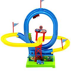 Szyna elektryczny pojazd zabawka logiczna