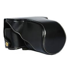 XA2 Camera Case (Crazy Horse Leather) For FujiFilm XA2 XA1 XM1 (Black/Brown/Coffee/Pink)
